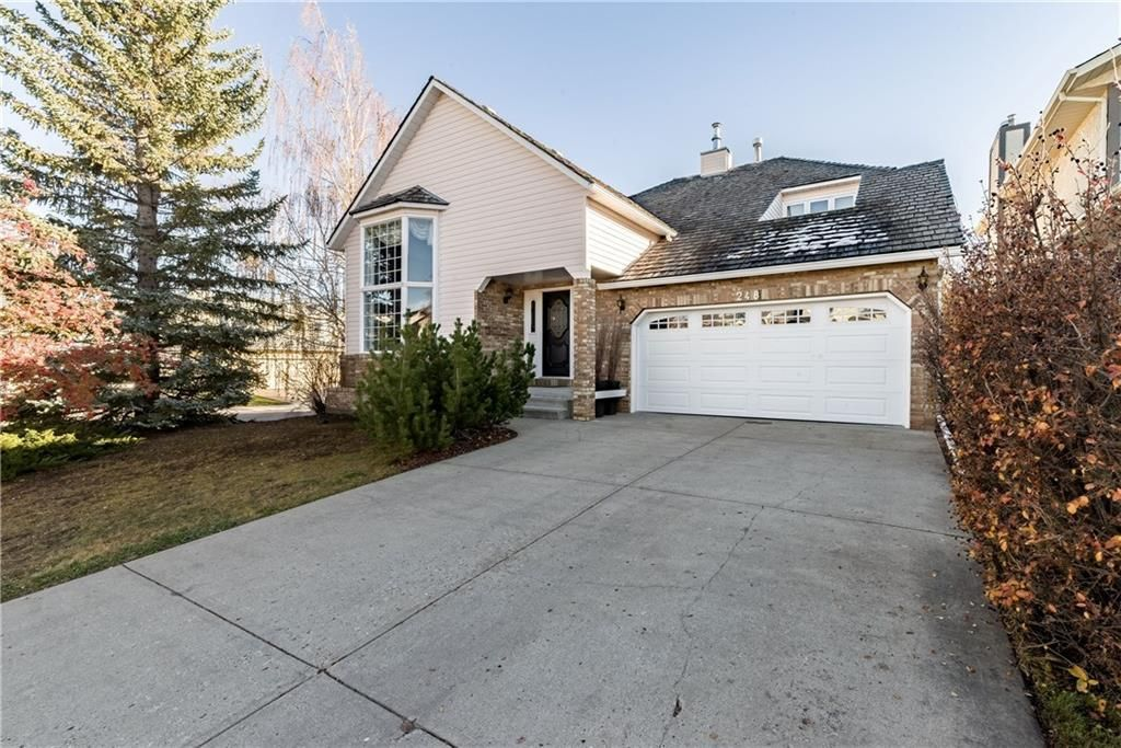 Photo 44: Photos: 248 WOOD VALLEY Bay SW in Calgary: Woodbine Detached for sale : MLS®# C4211183