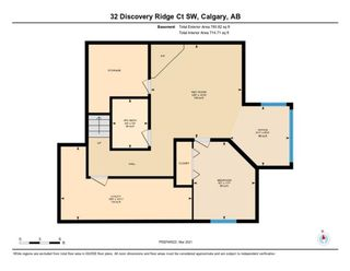 Photo 35: 32 Discovery Ridge Court SW in Calgary: Discovery Ridge Detached for sale : MLS®# A1114424