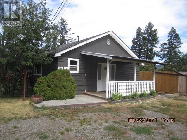 FEATURED LISTING: 1704 RENNER Road Williams Lake