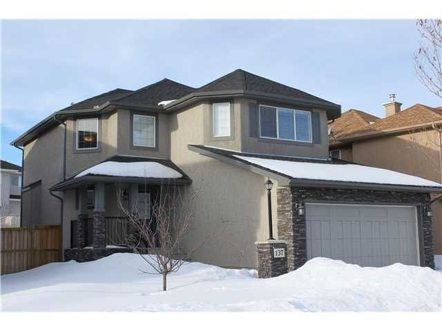 Main Photo: 137 CIMARRON Drive: Okotoks Residential Detached Single Family for sale : MLS®# C3597857