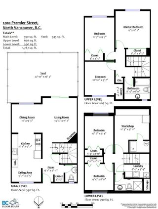 """Photo 20: 1200 PREMIER Street in North Vancouver: Lynnmour Townhouse for sale in """"Lynnmour Village"""" : MLS®# R2340535"""