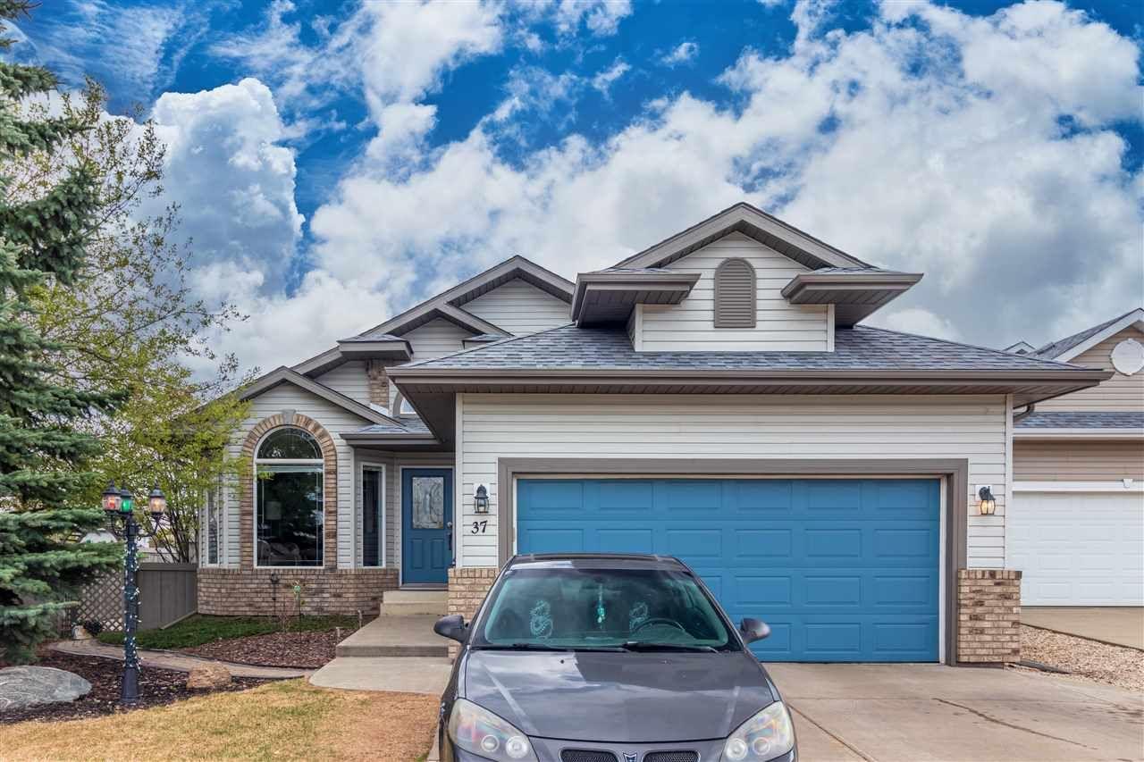 Main Photo: 37 WOODHAVEN Close: Fort Saskatchewan House for sale : MLS®# E4244010