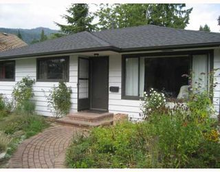 Photo 1: 1646 DEMPSEY Road in North_Vancouver: Lynn Valley House for sale (North Vancouver)  : MLS®# V784317