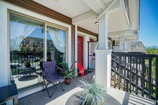 """Photo 32: 161 32633 SIMON Avenue in Abbotsford: Abbotsford West Townhouse for sale in """"Allwood Place"""" : MLS®# R2589403"""