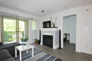 """Photo 3: 308 2968 SILVER SPRINGS Boulevard in Coquitlam: Westwood Plateau Condo for sale in """"TAMARISK"""" : MLS®# R2174996"""