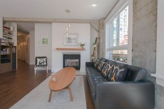 """Photo 5: 209 1216 HOMER Street in Vancouver: Yaletown Condo for sale in """"THE MURCHIES BUILDING"""" (Vancouver West)  : MLS®# R2003084"""