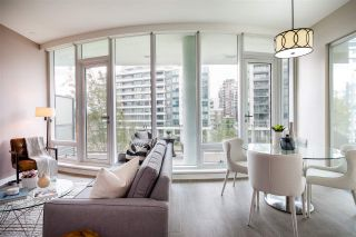 "Photo 8: 408 1633 ONTARIO Street in Vancouver: False Creek Condo for sale in ""KAYAK-Village on The Creek"" (Vancouver West)  : MLS®# R2471926"