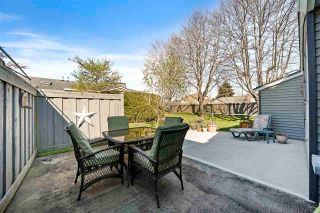 """Photo 26: 16 6320 48A Avenue in Delta: Holly Townhouse for sale in """"""""GARDEN ESTATES"""""""" (Ladner)  : MLS®# R2568766"""