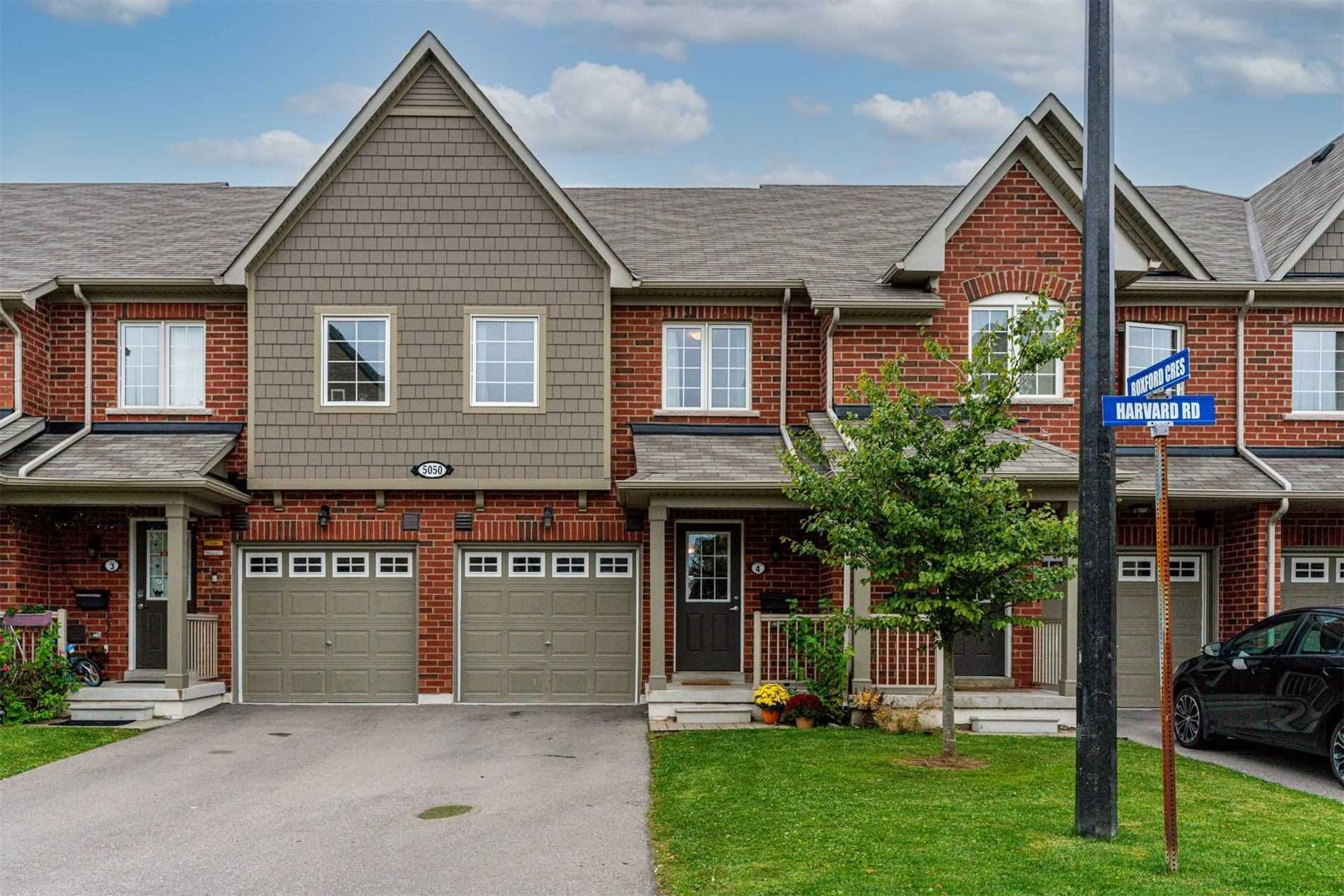 Main Photo: 4 5050 Harvard Road in Mississauga: Churchill Meadows Condo for lease : MLS®# W5399533