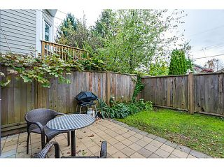 Photo 16: 4461 WELWYN ST in Vancouver: Victoria VE Condo for sale (Vancouver East)  : MLS®# V1091780