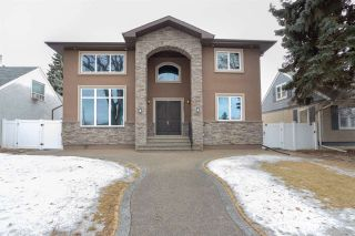 Photo 1: 9261 STRATHEARN Drive in Edmonton: Zone 18 House for sale : MLS®# E4231962