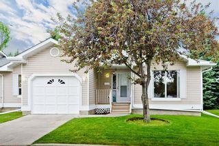 Photo 1: 132 DEER RIDGE Close SE in Calgary: Deer Ridge Semi Detached for sale : MLS®# C4303155