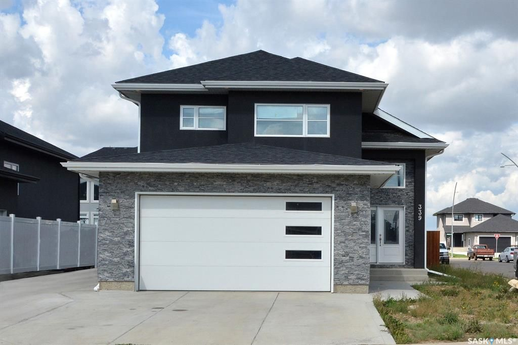 Main Photo: 339 Boykowich Street in Saskatoon: Evergreen Residential for sale : MLS®# SK870806