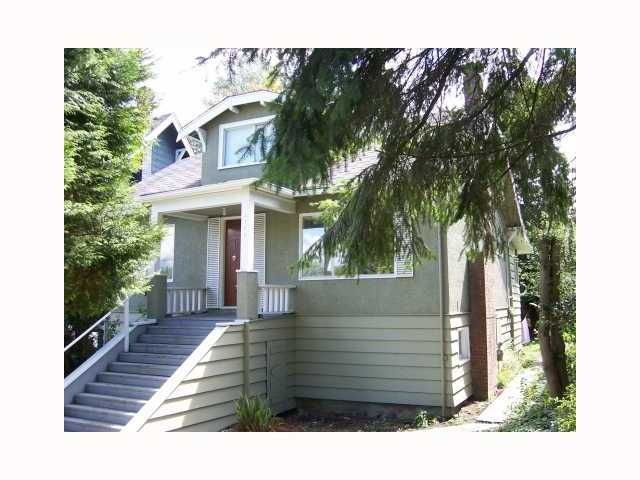 Main Photo: 4158 W 10TH Avenue in Vancouver: Point Grey House for sale (Vancouver West)  : MLS®# V814979