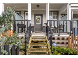 "Photo 37: 78 7169 208A Street in Langley: Willoughby Heights Townhouse for sale in ""Lattice"" : MLS®# R2564010"