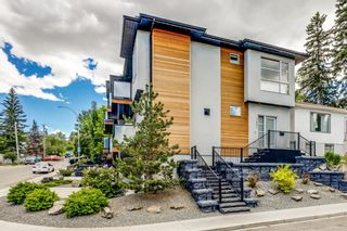 Photo 3: 1601 21 Avenue SW in Calgary: Bankview Semi Detached for sale : MLS®# A1121731