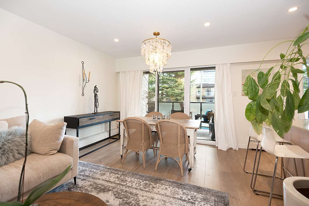 Photo 7: Photos: 207 1425 CYPRESS Street in Vancouver: Kitsilano Condo for sale (Vancouver West)  : MLS®# R2538226