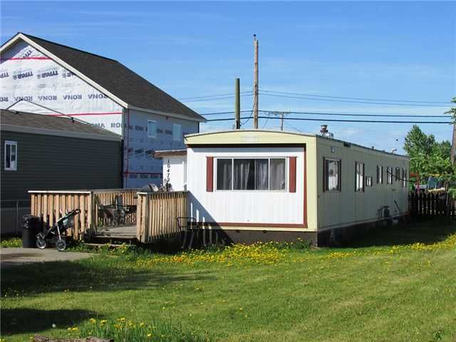"Main Photo: 10472 99TH Street: Taylor Manufactured Home for sale in ""TAYLOR"" (Fort St. John (Zone 60))  : MLS®# N239096"