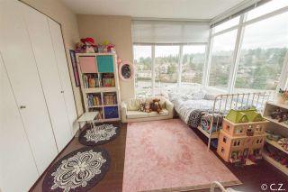 Photo 12: 1104 575 DELESTRE Avenue in Coquitlam: Coquitlam West Condo for sale : MLS®# R2046119