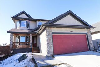 Photo 1: 168 Reg Wyatt Way in Winnipeg: Harbour View South Residential for sale (3J)  : MLS®# 202103161