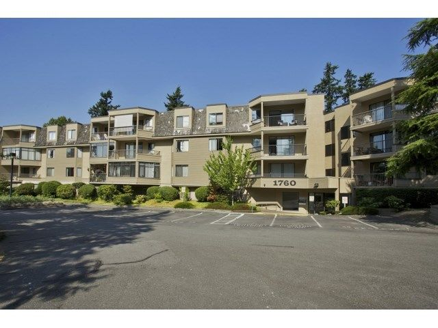 "Main Photo: 118 1760 SOUTHMERE Crescent in Surrey: Sunnyside Park Surrey Condo for sale in ""Spinnaker 3"" (South Surrey White Rock)  : MLS®# F1449093"