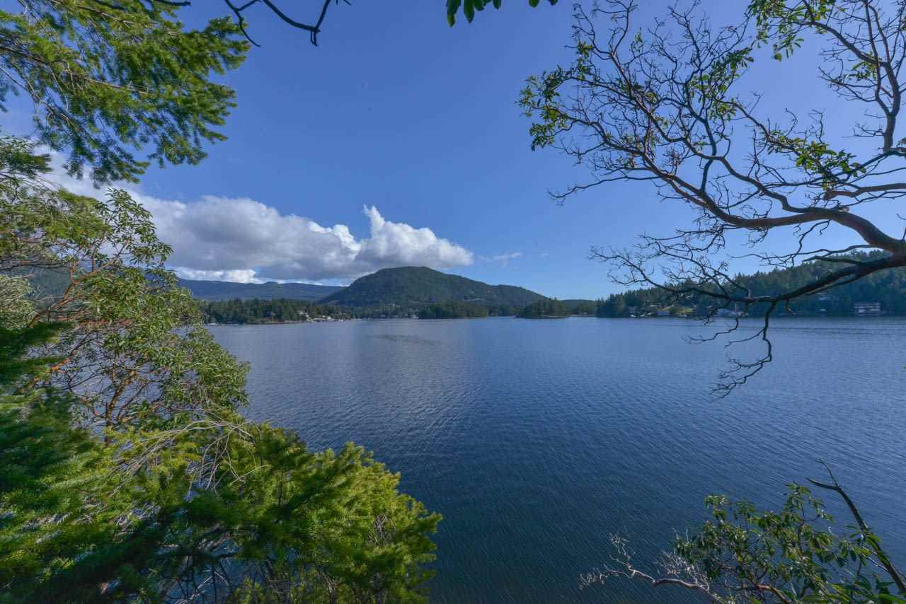 "Main Photo: 27 4622 SINCLAIR BAY Road in Garden Bay: Pender Harbour Egmont Land for sale in ""Farrington Cove"" (Sunshine Coast)  : MLS®# R2566055"