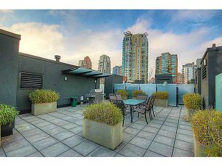 Photo 17: # 301 1155 MAINLAND ST in Vancouver: Yaletown Condo for sale (Vancouver West)  : MLS®# V1043031