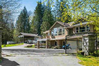 """Photo 1: 13157 PILGRIM Street in Mission: Stave Falls House for sale in """"Stave Falls"""" : MLS®# R2572509"""