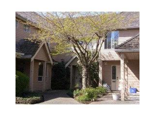 """Photo 1: 16 8631 NO 3 RD Road in Richmond: Broadmoor Townhouse for sale in """"EMPRESS COURT"""" : MLS®# V1079274"""