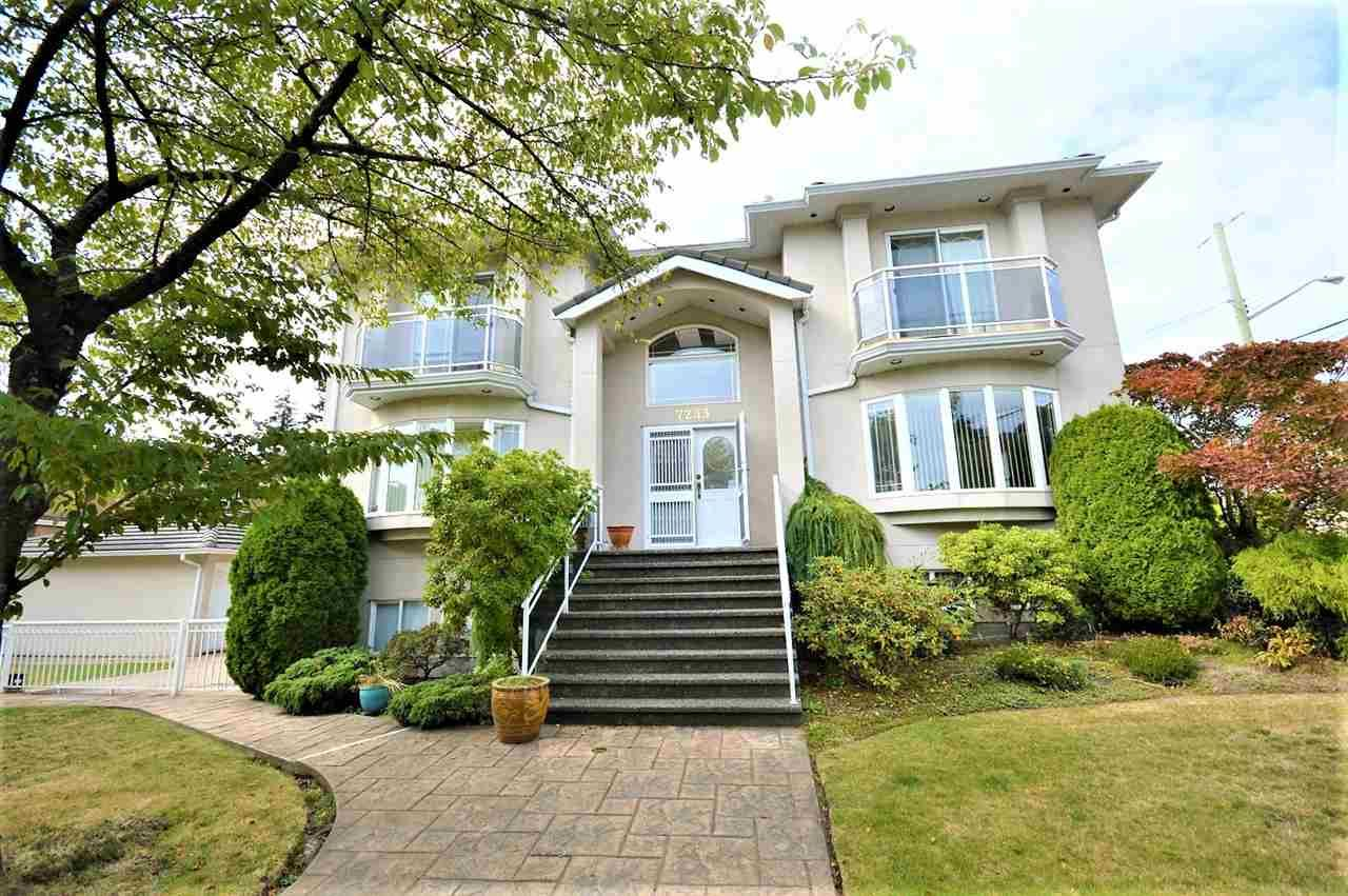 Main Photo: 7233 WAVERLEY Avenue in Burnaby: Metrotown House for sale (Burnaby South)  : MLS®# R2500474