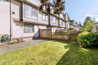 "Photo 27: 23 2450 LOBB Avenue in Port Coquitlam: Mary Hill Townhouse for sale in ""SOUTHSIDE"" : MLS®# R2469054"