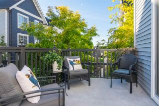 """Photo 16: 65 8476 207A Street in Langley: Willoughby Heights Townhouse for sale in """"YORK By Mosaic"""" : MLS®# R2313776"""