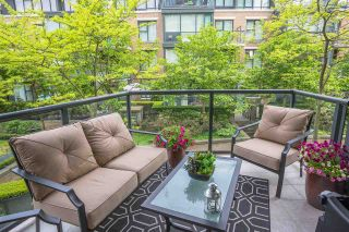 "Photo 20: 113 1483 W 7TH Avenue in Vancouver: Fairview VW Condo for sale in ""Verona of Portico"" (Vancouver West)  : MLS®# R2458283"