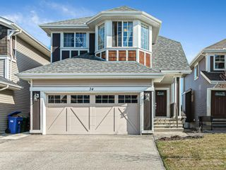 Main Photo: 34 Auburn Springs Park SE in Calgary: Auburn Bay Detached for sale : MLS®# A1092171