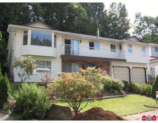 """Main Photo: 2273 HARPER Drive in Abbotsford: Abbotsford East House for sale in """"McMillan"""" : MLS®# F2821351"""