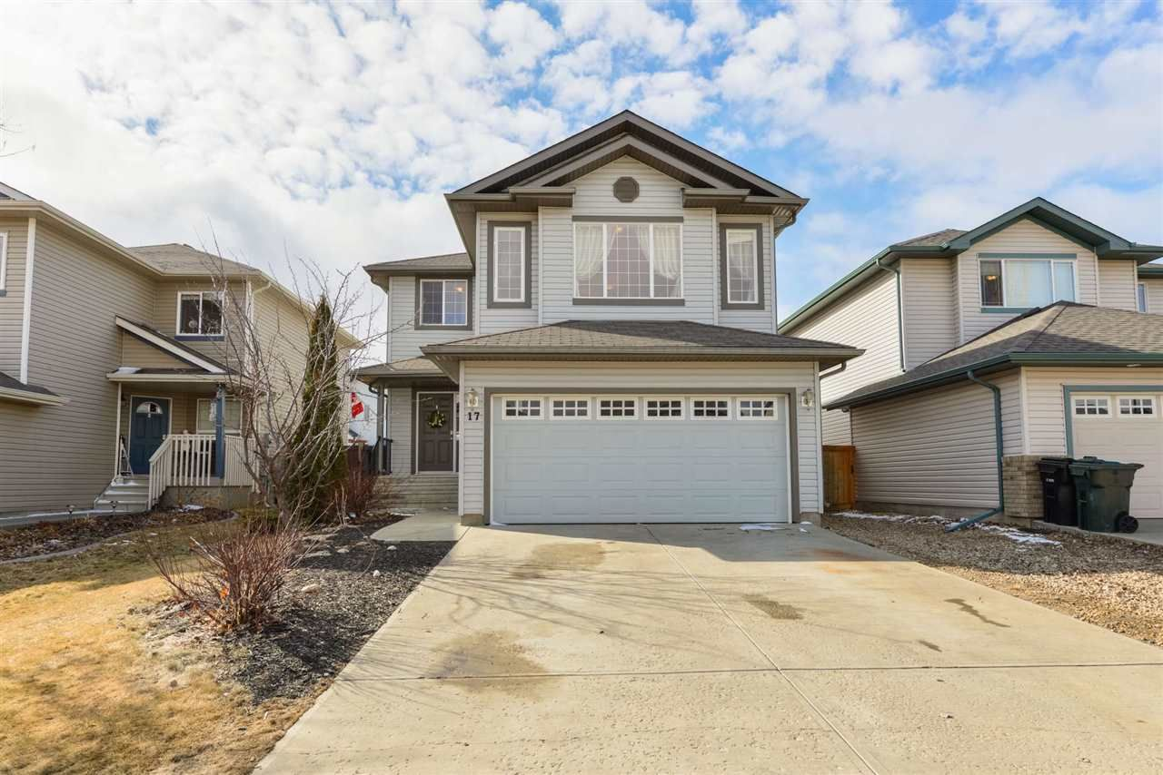 Main Photo: 17 SAGE Crescent: Spruce Grove House for sale : MLS®# E4238224