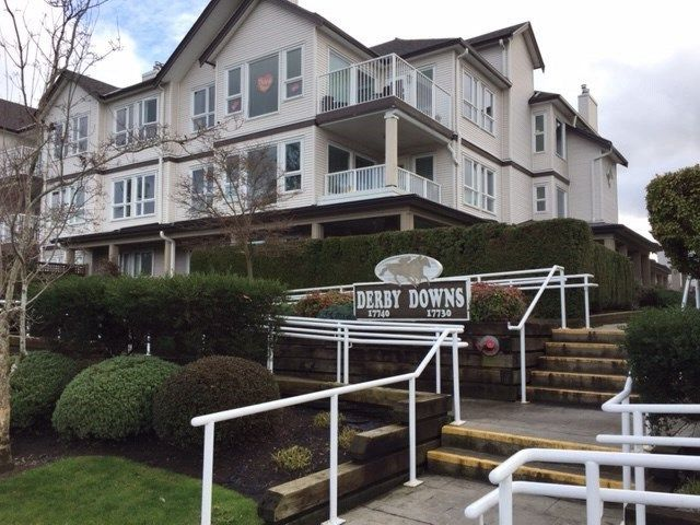 Main Photo: 303 17740 58A AVENUE in Surrey: Cloverdale BC Condo for sale (Cloverdale)  : MLS®# R2536181