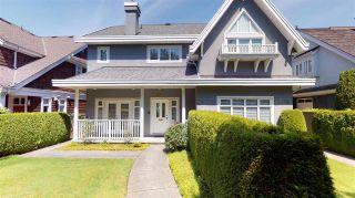 Photo 3: 2277 W 15TH Avenue in Vancouver: Kitsilano 1/2 Duplex for sale (Vancouver West)  : MLS®# R2476634