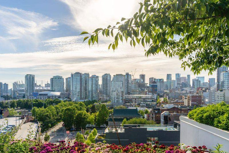 FEATURED LISTING: 910 - 189 KEEFER Street Vancouver