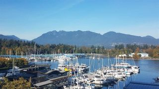 """Photo 2: 601 590 NICOLA Street in Vancouver: Coal Harbour Condo for sale in """"The Cascina at Waterfront Place"""" (Vancouver West)  : MLS®# R2582387"""