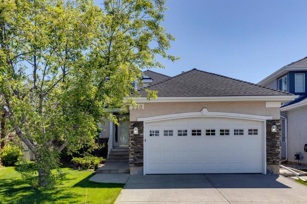 Main Photo: 230 Douglasview Court SE: Calgary Detached for sale : MLS®# A1115915