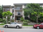Property Photo: 309 1442 BLACKWOOD ST in White Rock