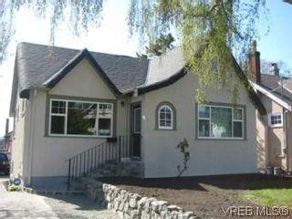 Photo 1: 3120 Quadra St in VICTORIA: Vi Mayfair House for sale (Victoria)  : MLS®# 501646