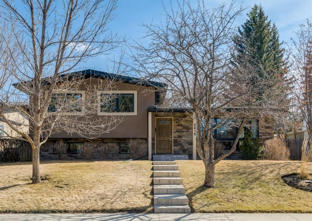 Main Photo: 2415 Paliswood Road SW in Calgary: Palliser Detached for sale : MLS®# A1095024