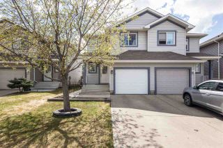 Main Photo: 8211 8 Avenue in Edmonton: Zone 53 House Half Duplex for sale : MLS®# E4244023