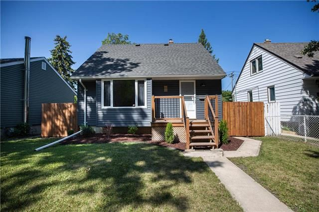 Main Photo: 821 Cambridge in Winnipeg: Residential for sale : MLS®# 202018056