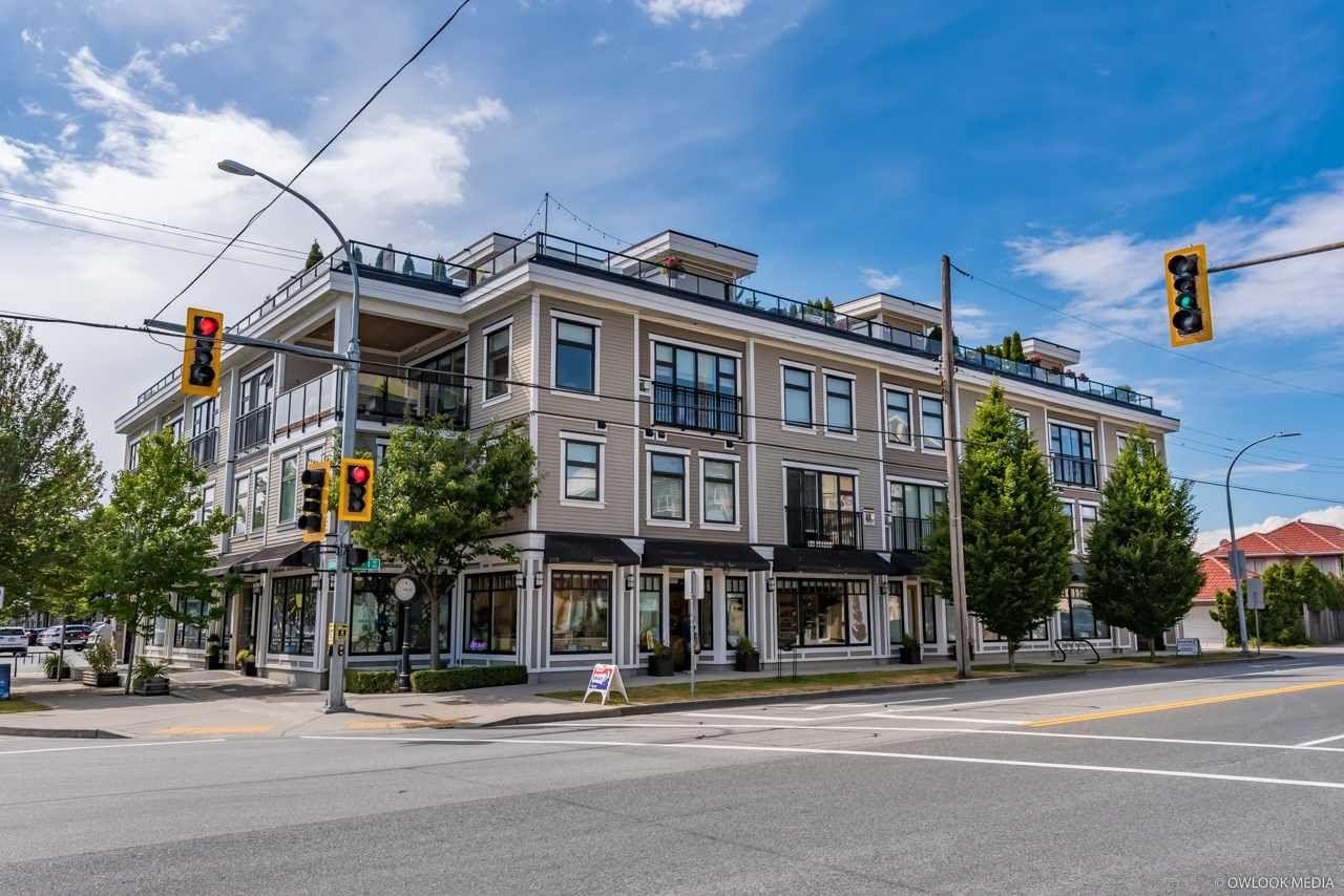 "Main Photo: 8 3993 CHATHAM Street in Richmond: Steveston Village Townhouse for sale in ""Steveson Views"" : MLS®# R2291962"