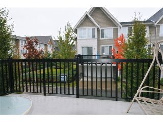 """Photo 8: 96 2418 AVON Place in Port Coquitlam: Riverwood Townhouse for sale in """"LINKS"""" : MLS®# V986103"""