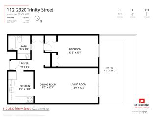 "Photo 25: 112 2320 TRINITY Street in Vancouver: Hastings Condo for sale in ""TRINITY MANOR"" (Vancouver East)  : MLS®# R2551462"