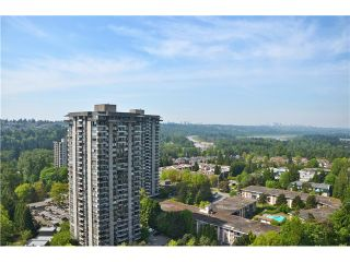 """Photo 3: 2404 3755 BARTLETT Court in Burnaby: Sullivan Heights Condo for sale in """"Timbelea/Oak"""" (Burnaby North)  : MLS®# V981075"""